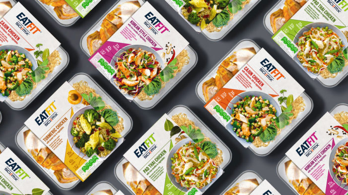 Samworth Brothers Launches a New Fitness-Focused Ready-Meal Range with Design by Brandon