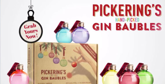 DeVries Global and Pickering's to 'Grab Christmas by the Baubles'