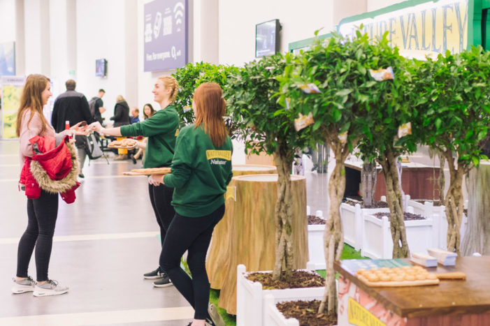 Nature Valley and Space are Set to Bring a Taste of Nature to the Nitto ATP Finals