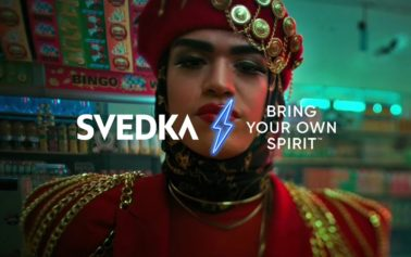 SVEDKA Vodka is Bold and Unapologetic in New Marketing Campaign by R/GA