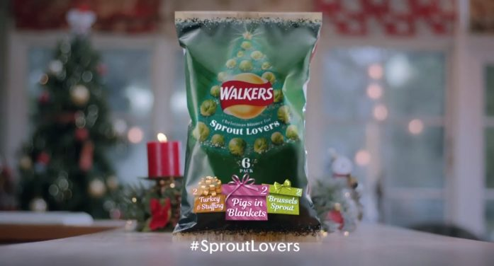 Walkers and AMV BBDO Want to Know if You're #SproutLovers or #SproutHaters