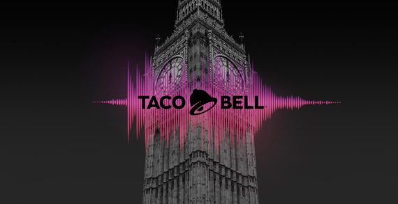 Taco Bell Rings Big Ben's Bell to Mark London Arrival