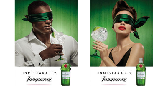 """Tanqueray's Global Campaign Aims to """"Bring the Gin Conversation Back to Taste"""""""