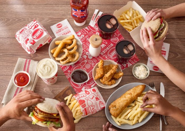 Wimpy Enters the UK Home Delivery Market