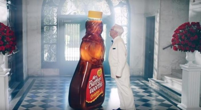 KFC's Colonel Gets a Dance Partner to Hawk Chicken and Waffles in New Campaign