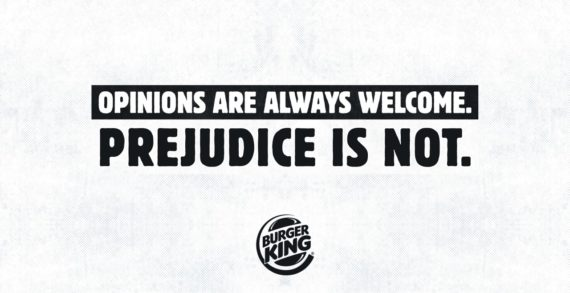 Burger King Brazil Wants Opinions, Not Prejudice in Self Aware Video Featuring Social Feedback