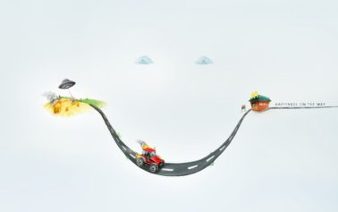 McDonald's France's New Campaign Shows How Happiness is Just a Drive Away
