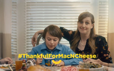 Kraft Promotes Mac & Cheese as Family-Saving Thanksgiving Alternative