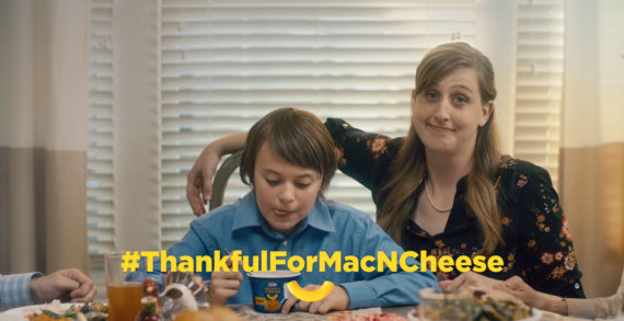 Kraft Promotes Mac & Cheese as Family-Saving Thanksgiving Alternative