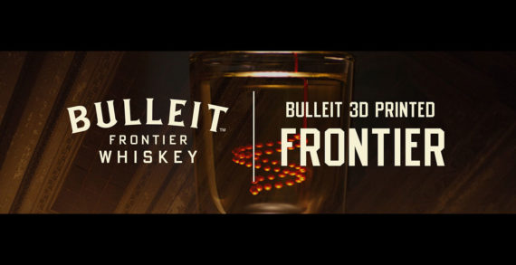 Bulleit Taps Next Gen Tech to 3D Print the Bar & Cocktail Experience of the Future in New Frontier Works Project