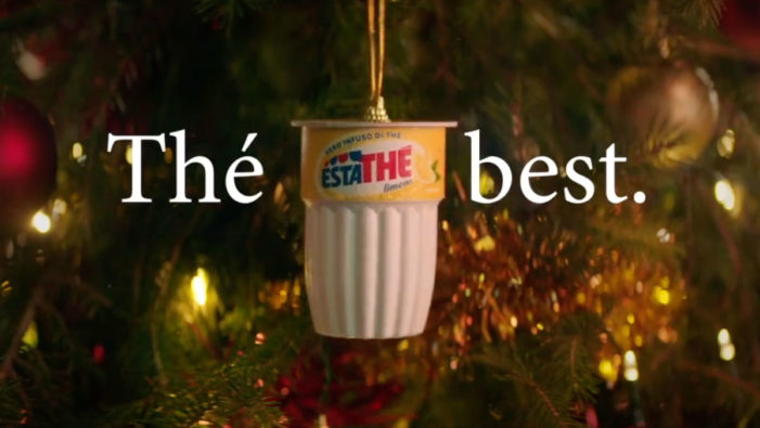 CD'I Looks to Solve All Your Christmas Problems in Estathé's New Festive Campaign
