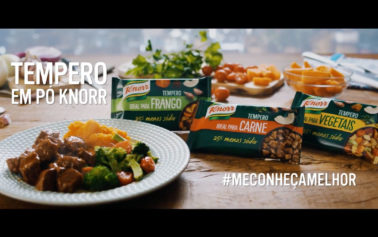 New Knorr Campaign by MullenLowe is Bursting with Brazilian Flavour