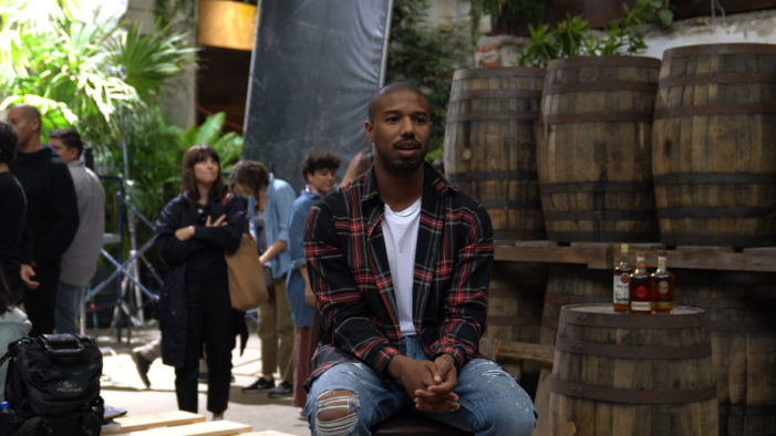 Michael B. Jordan Tapped by BACARDÍ to Direct First-Ever Digital Film for New Premium Collection