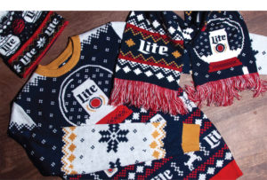 11ff16314 Miller Lite Brings the Heat to Sweater Weather with 2018 Seasonal ...