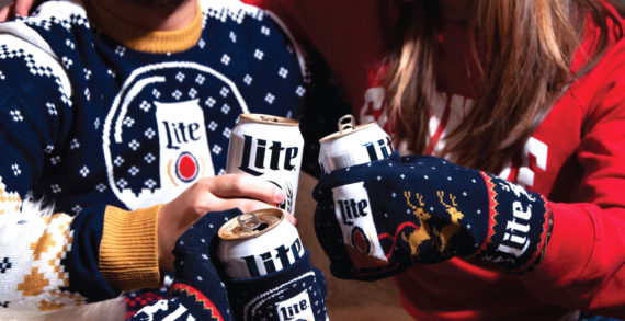 Miller Lite Brings the Heat to Sweater Weather with 2018 Seasonal Knitwear Collection