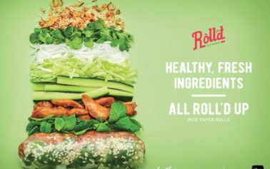 Roll'd Unveils New 'All Roll'd Up' Summer Campaign for its Soldiers Brand via The Sphere Agency