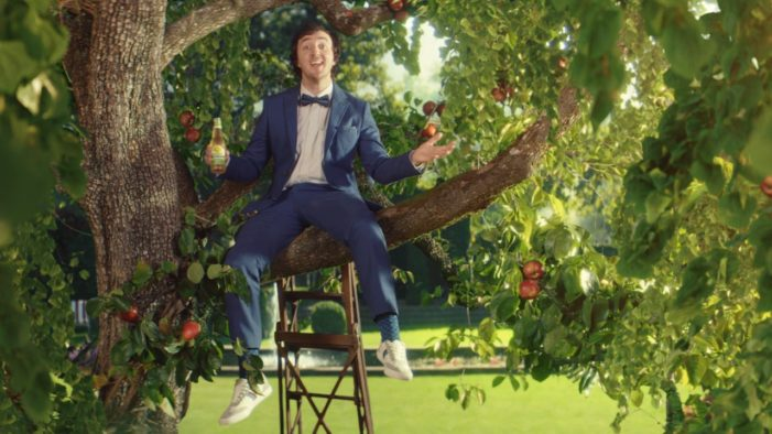 Somersby Launches New 'Isn't That Wonderful' Marketing Campaign Based on Sunny Optimism