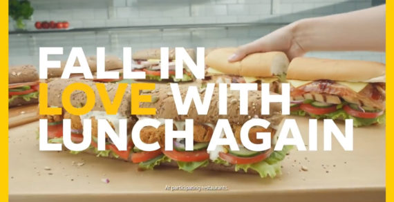 Subway Invites Aussies to Fall in Love Again in New Campaign by JWT Sydney