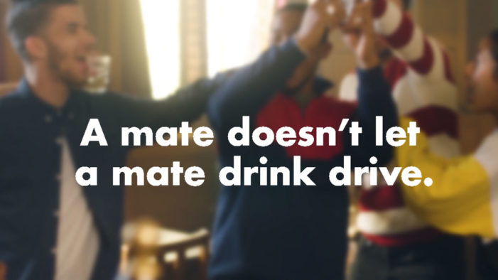 Department for Transport and 23red Release Latest THINK! Campaign Ahead of Christmas
