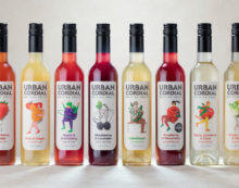 Jackdaw Design Delivers a Brand Identity with a Unique Fruity Twist for UK Cordial Brand