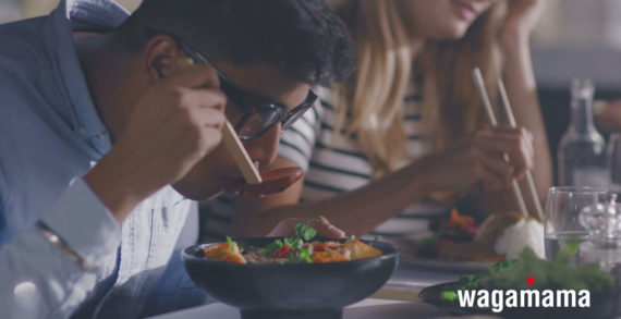 LEAP's New Food Films for Wagamama Supports their Expansion