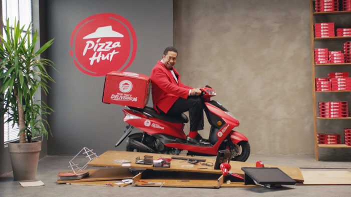 Iris Launches Playfully Provocative First Campaign for Pizza Hut, Setting Out to 'Topple' Rival Domino's